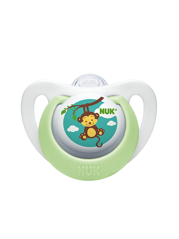 Newborn Orthodontic Pacifier Product Image 2 of 3