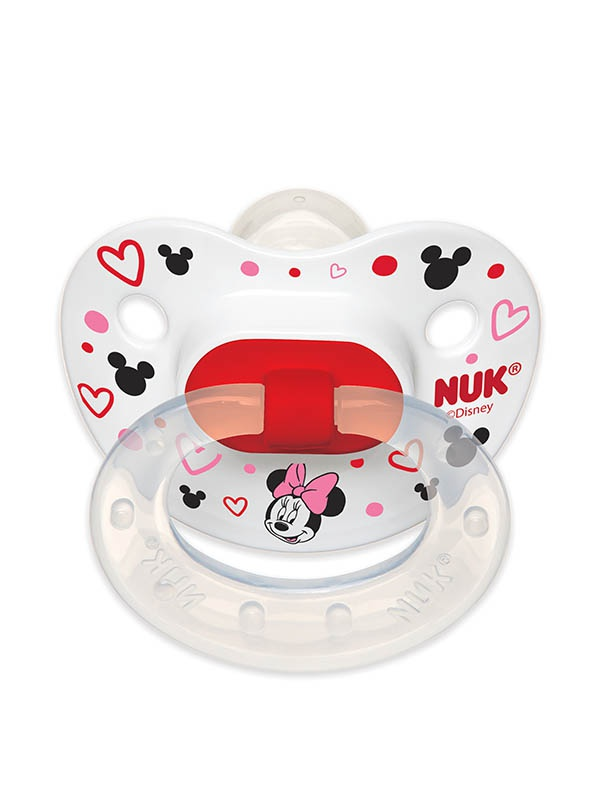 Disney® Mickey Mouse and Minnie Mouse Orthodontic Pacifiers Product Image 10 of 11