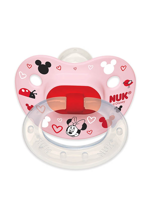 Disney® Mickey Mouse and Minnie Mouse Orthodontic Pacifiers Product Image 9 of 11