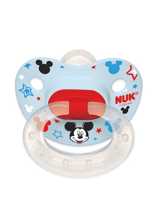 Disney® Mickey Mouse and Minnie Mouse Orthodontic Pacifiers Product Image 7 of 11