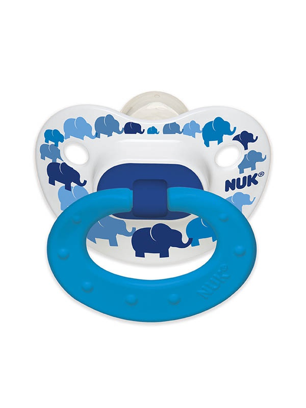Elephants & Butterflies Orthodontic Pacifiers Product Image 6 of 6
