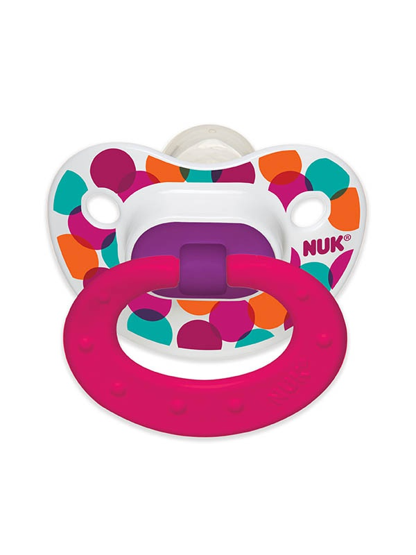 Elephants & Butterflies Orthodontic Pacifiers Product Image 5 of 6