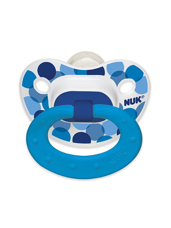 Elephants & Butterflies Orthodontic Pacifiers Product Image 4 of 6