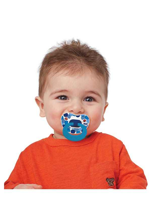 Elephants & Butterflies Orthodontic Pacifiers Product Image 3 of 6
