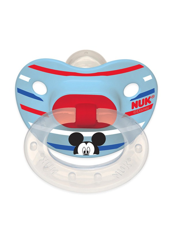 Disney® Mickey Mouse and Minnie Mouse Orthodontic Pacifiers Product Image 2 of 11