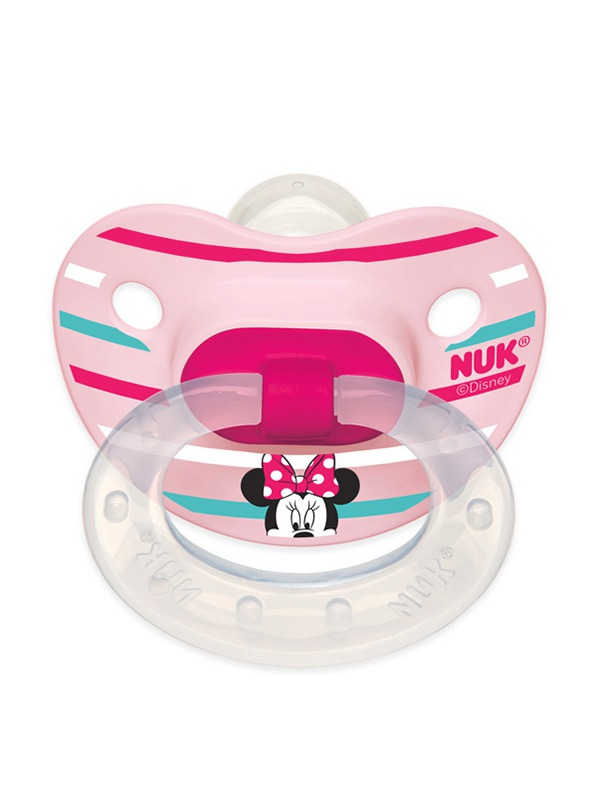 Disney® Mickey Mouse and Minnie Mouse Orthodontic Pacifiers Product Image 3 of 11