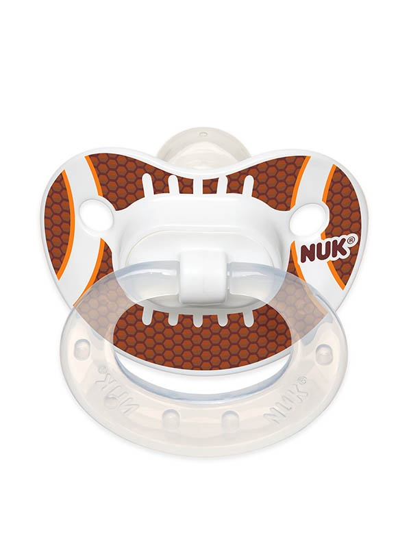 Sports Orthodontic Pacifier Product Image 3 of 4