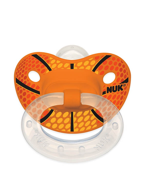 Sports Orthodontic Pacifier Product Image 1 of 4
