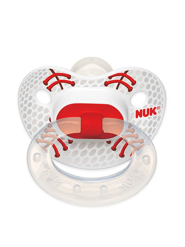 Sports Orthodontic Pacifier Product Image 4 of 4