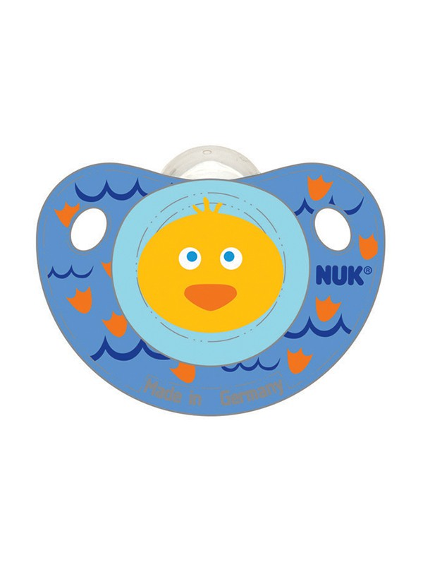 Cute as a Button Orthodontic Pacifier Product Image 1 of 6