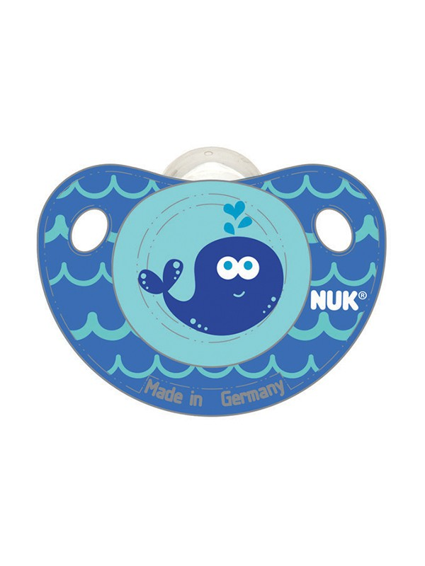 Cute as a Button Orthodontic Pacifier Product Image 2 of 6