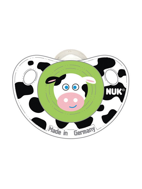 Cute as a Button Orthodontic Pacifier Product Image 3 of 6