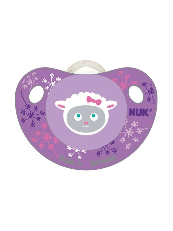 Cute as a Button Orthodontic Pacifier Product Image 4 of 6