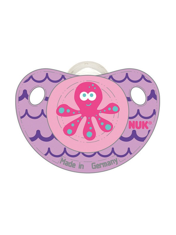 Cute as a Button Orthodontic Pacifier Product Image 5 of 6