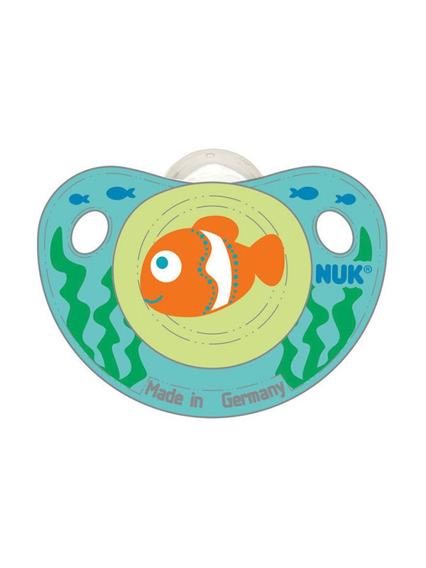 Cute as a Button Orthodontic Pacifier Product Image 6 of 6