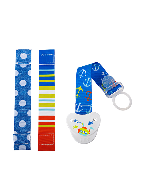 3-in-1 Pacifier Clip Product Image 2 of 11