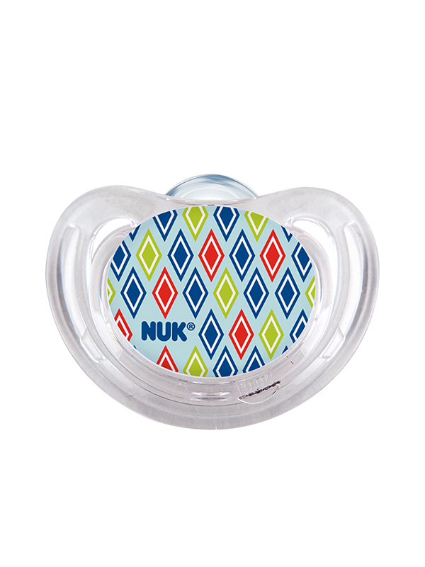 Airflow Orthodontic Pacifier Product Image 1 of 8