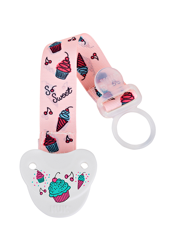 3-in-1 Pacifier Clip Product Image 5 of 11