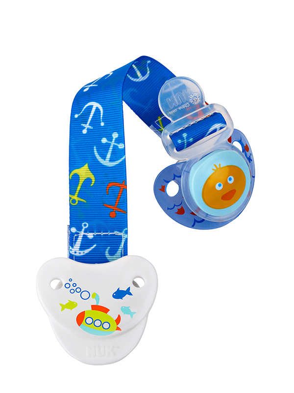 3-in-1 Pacifier Clip Product Image 9 of 11