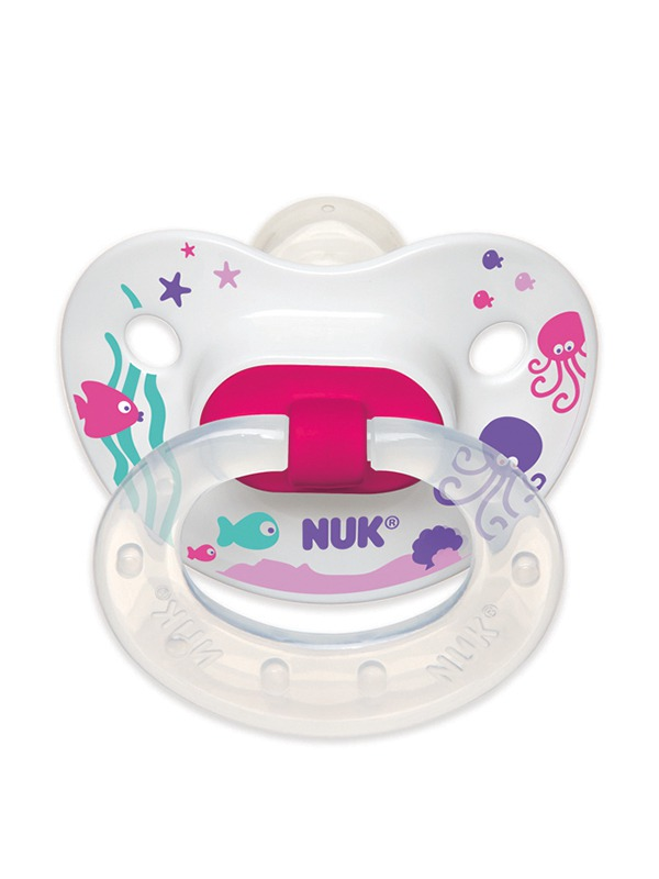 Sea Creatures Orthodontic Pacifier Product Image 3 of 4
