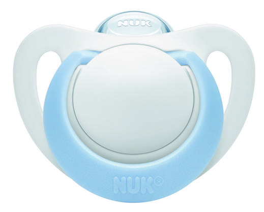 Newborn Orthodontic Pacifiers, 0-2 Months, 2-Pack Product Image 1 of 7