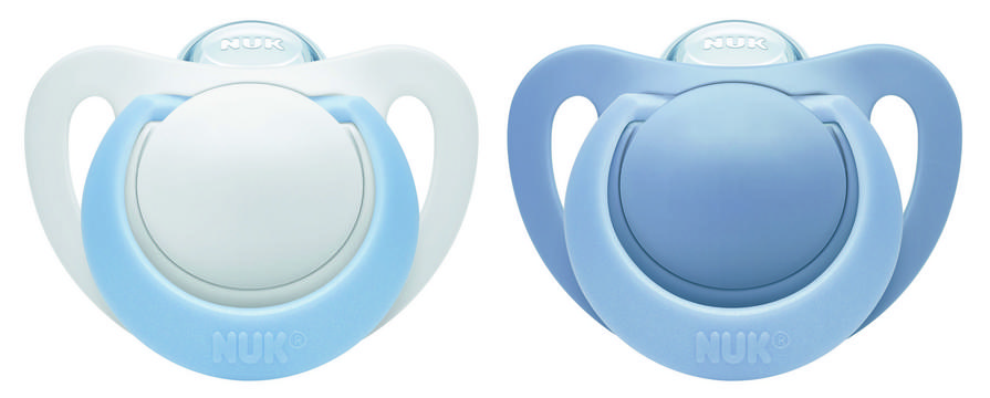 Newborn Orthodontic Pacifiers, 0-2 Months, 2-Pack Product Image 5 of 7