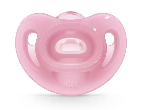 NUK® Sensitive™ Orthodontic Pacifiers, 0-6 Months, 2-Pack Product Image 5 of 7