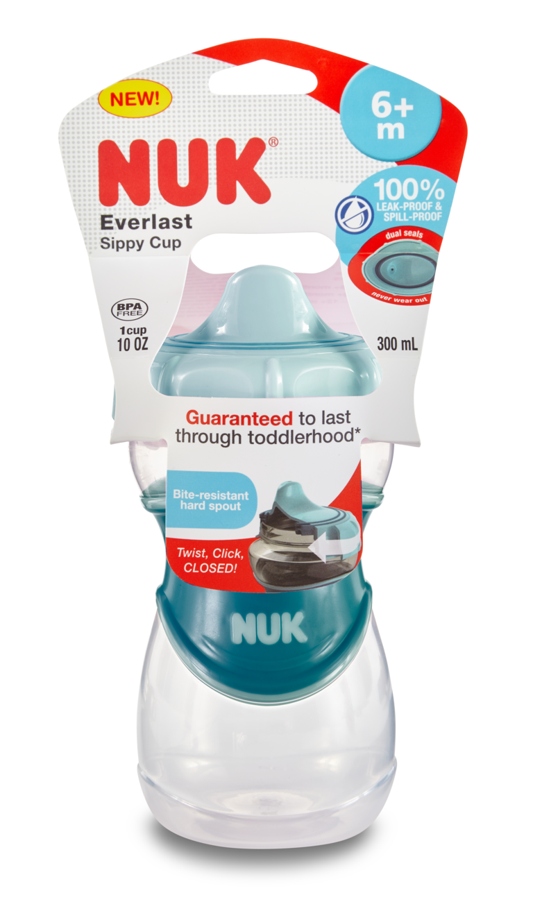 NUK® Everlast Hard Spout Cups Product Image 11 of 17