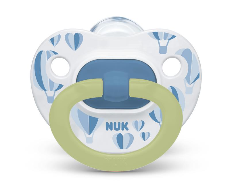 NUK® Orthodontic Pacifier Value Pack, 6-18 Months, 3-Pack Product Image 4 of 8