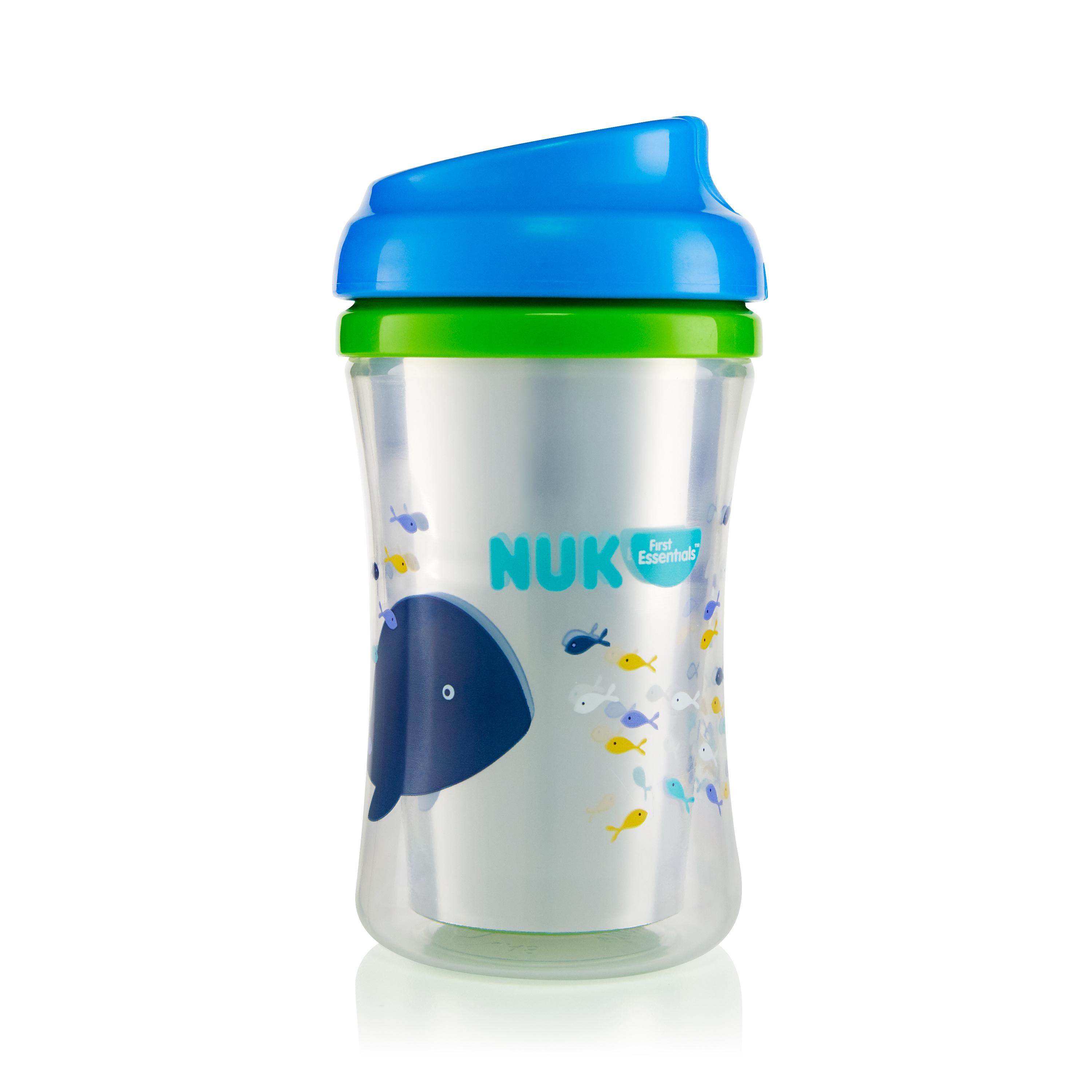 First Essentials by NUK™ Insulated Cup-like Rim Sippy Cup, 9 oz., 2-Pack Product Image 3 of 6