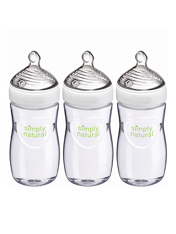 NUK® Simply Natural™  Bottle 9oz Product Image 2 of 12