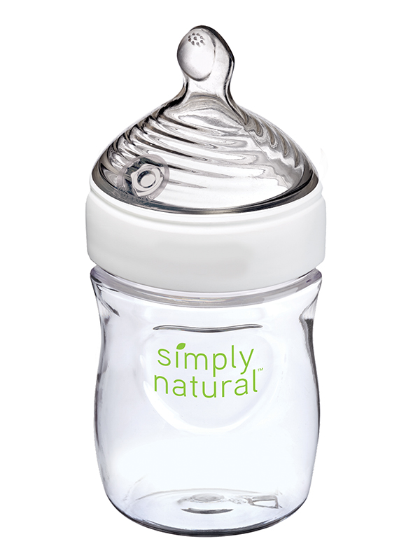 NUK® Simply Natural™  Bottle 5oz Product Image 3 of 12