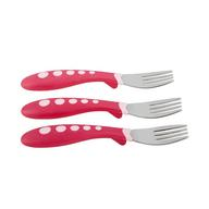 First Essentials by NUK™ Kiddy Cutlery® Forks, 3-Pack Product Image 4 of 6