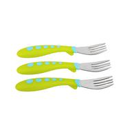 First Essentials by NUK™ Kiddy Cutlery® Forks, 3-Pack Product Image 5 of 6