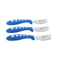 First Essentials by NUK™ Kiddy Cutlery® Forks, 3-Pack Product Image 6 of 6