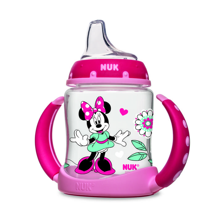 NUK® Disney® Mickey Mouse and Minnie Mouse Learner Cup, 5 oz. Product Image 2 of 4