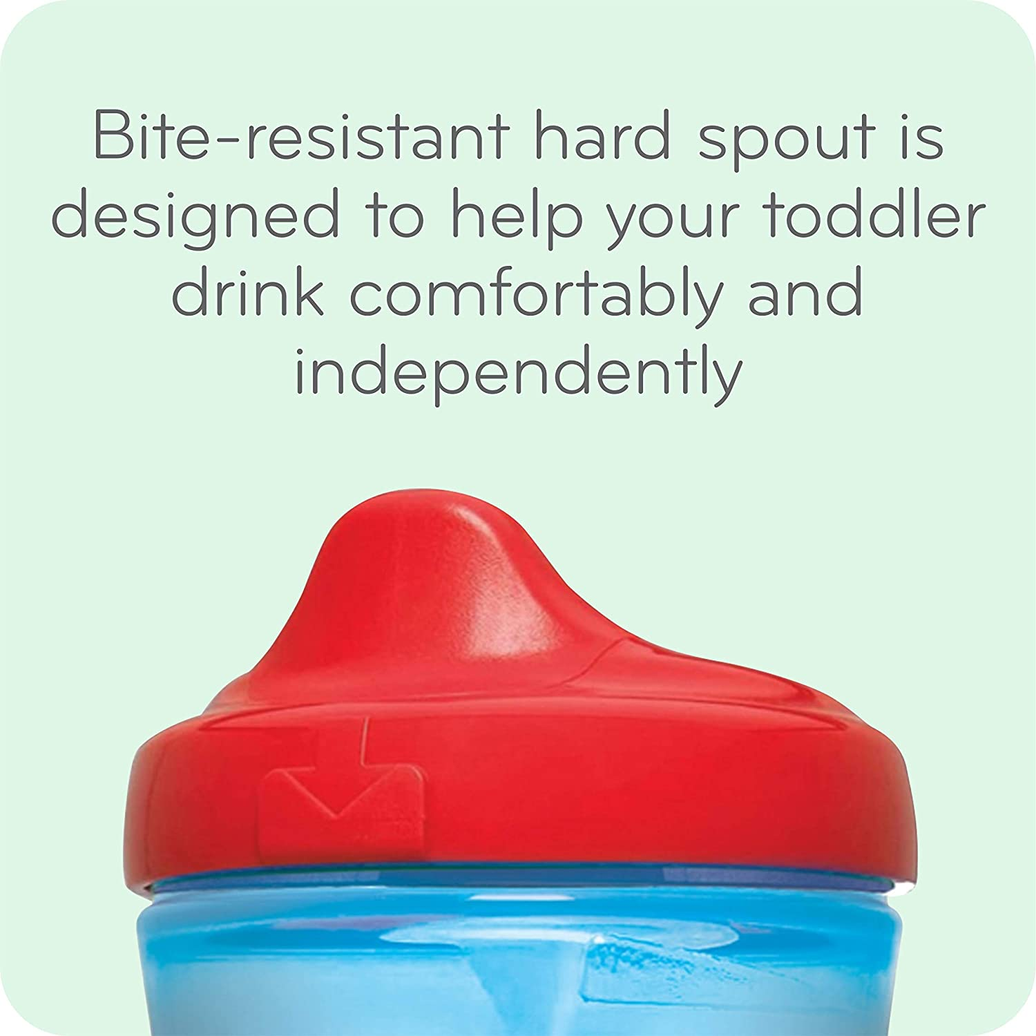 First Essentials by NUK™ 10oz Hard Spout Sippy Cup Product Image 7 of 9