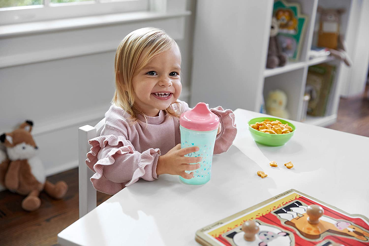 First Essentials by NUK™ 10oz Hard Spout Sippy Cup Product Image 9 of 9