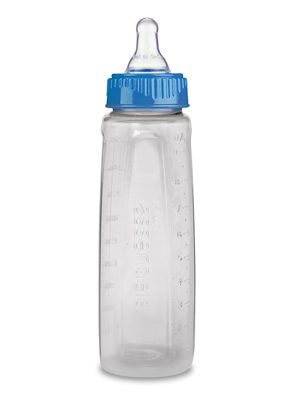First Essentials by NUK™ Clear View® 9oz Bottle Product Image 1 of 7