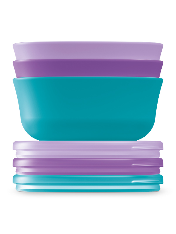 NUK® Stacking Bowls® Product Image 1 of 6