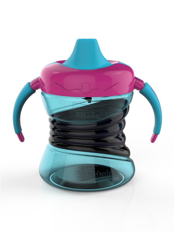 First Essentials by NUK™ Fun Grips® Soft Spout 7oz Trainer Cups Product Image 3 of 3