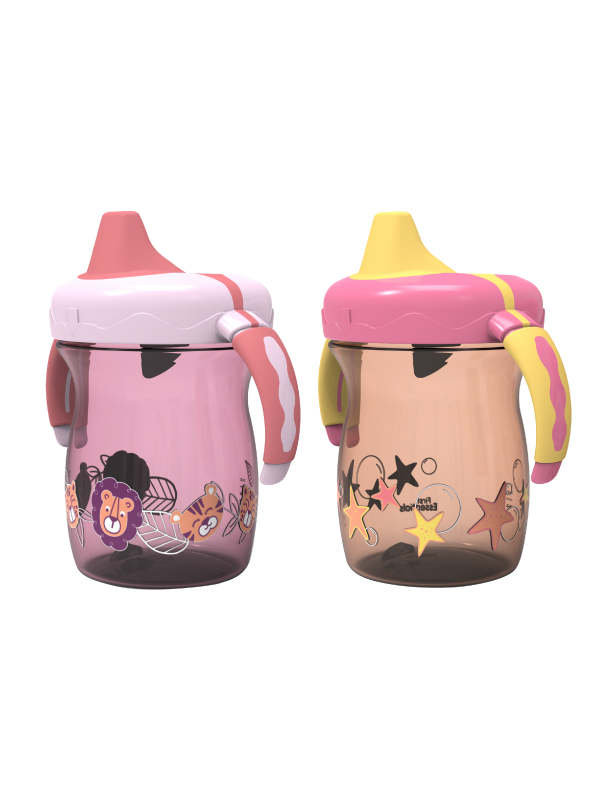 First Essentials by NUK™ Sip and Smile® Soft Spout 7oz Trainer Cups Product Image 2 of 3