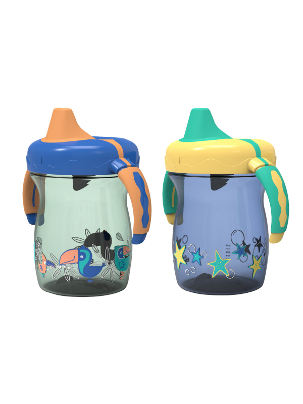 First Essentials by NUK™ Sip and Smile® Soft Spout 7oz Trainer Cups Product Image 3 of 3