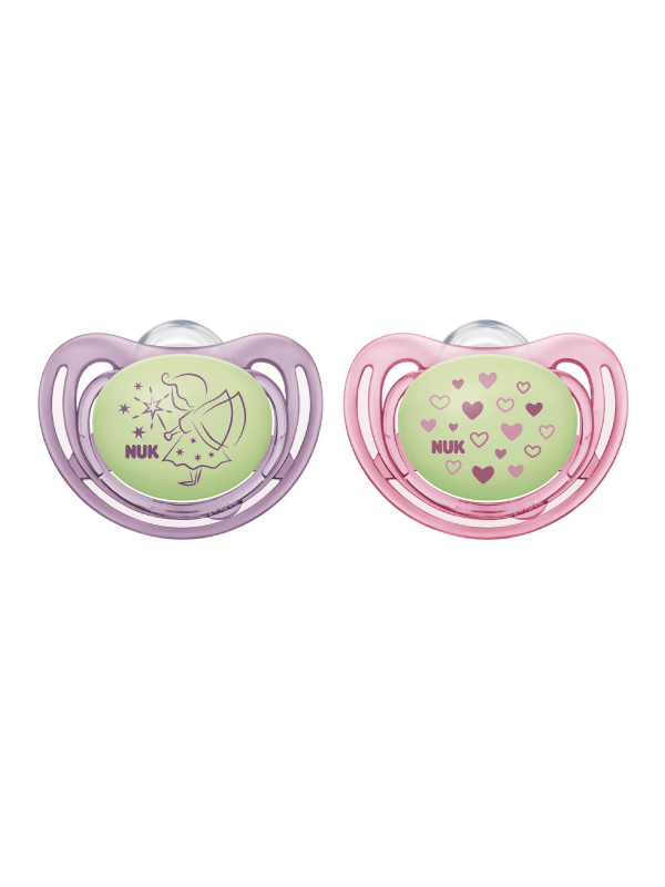NUK® Airflow Pacifiers Product Image 2 of 5