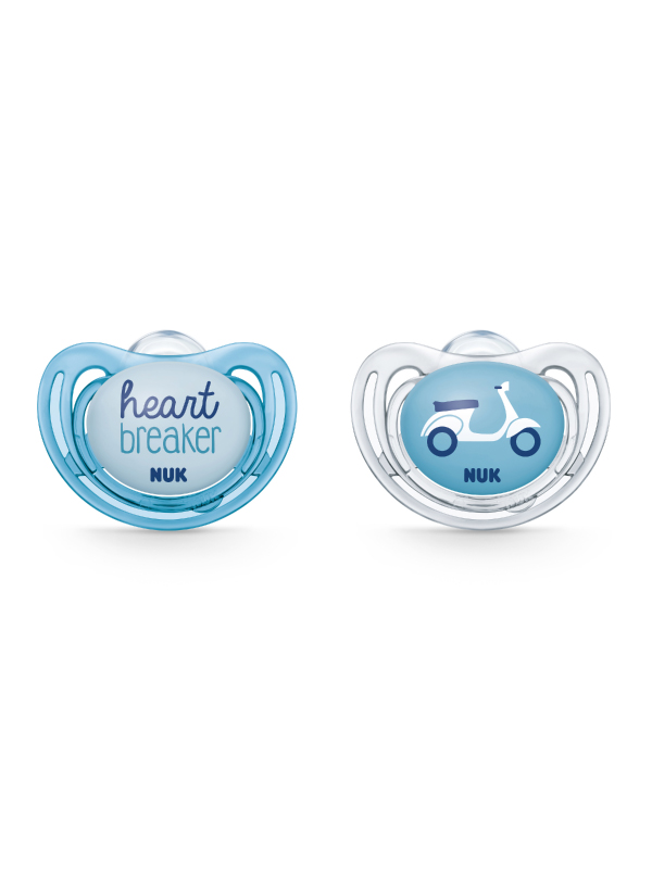NUK® Airflow Pacifiers Product Image 3 of 5