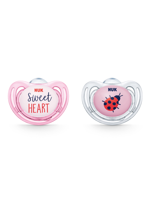 NUK® Airflow Pacifiers Product Image 5 of 5