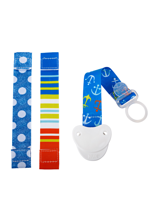 NUK® Fashion Pacifier Clip Product Image 2 of 3