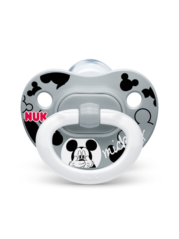 NUK® Disney® Mickey/Minnie Mouse Pacifiers Product Image 1 of 3