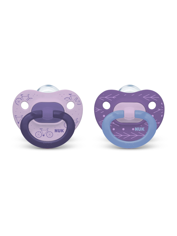 NUK® Fashion Pacifiers Product Image 2 of 9