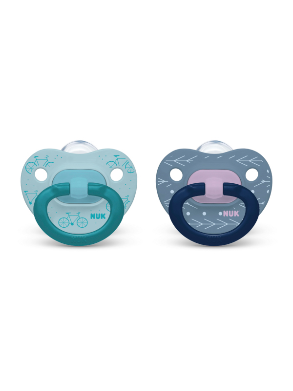 NUK® Fashion Pacifiers Product Image 6 of 9